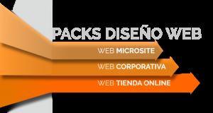 Packs Diseño Web Marbella  Marketing Online 8Pecados