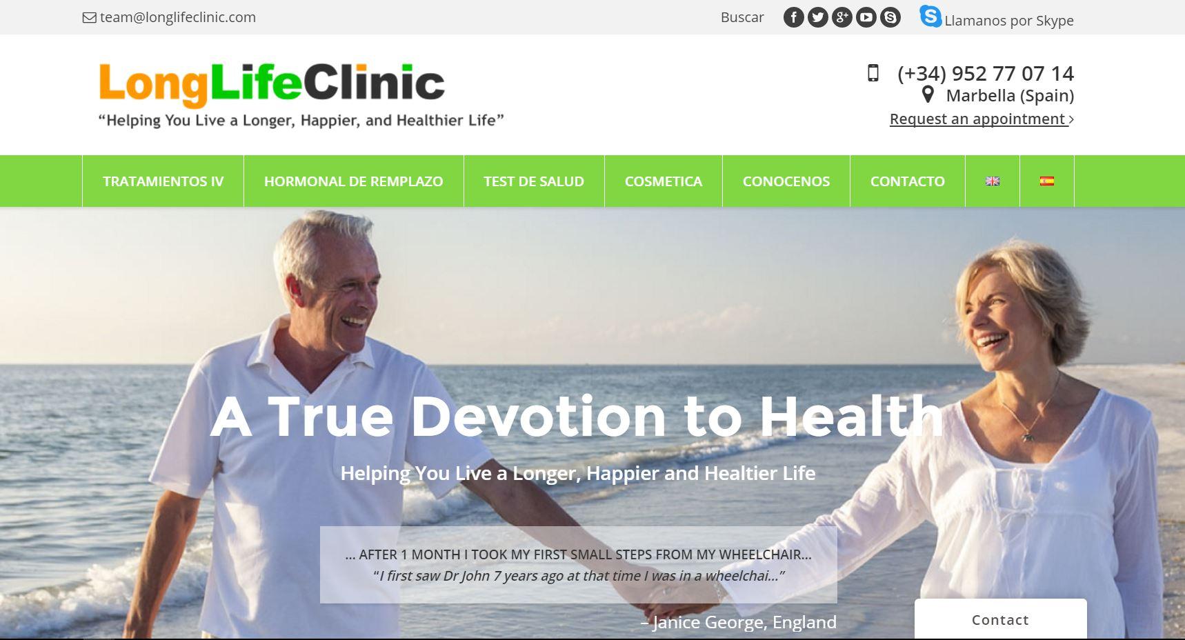 longlifeclinic-desarrollo-web-y-estrategia-marketing