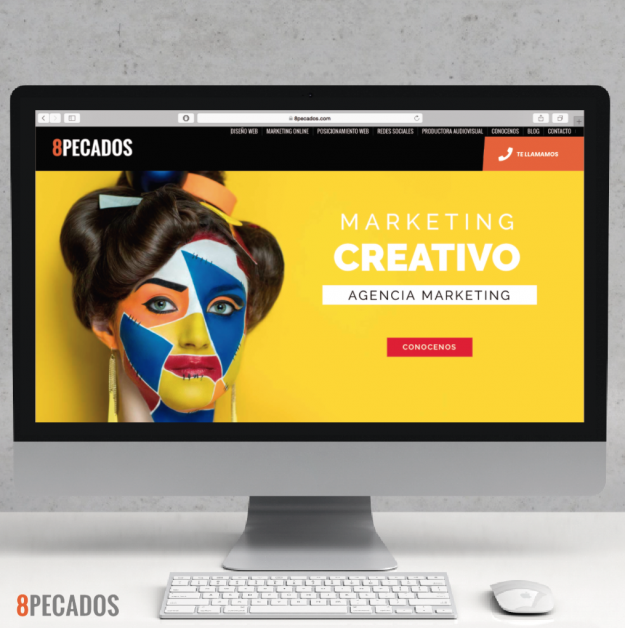Marketing Online Malaga - Diseño Web Malaga - Agencia Publicidad Malaga